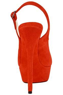 Туфли Alex Mazurin                                                                                                              красный цвет