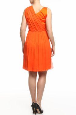 Платье D.exterior                                                                                                              оранжевый цвет