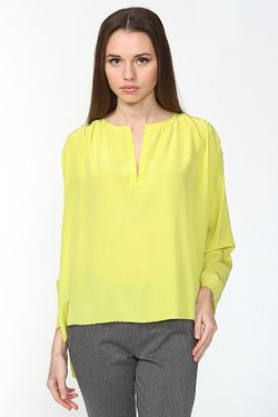Блуза Schumacher                                                                                                              зелёный цвет