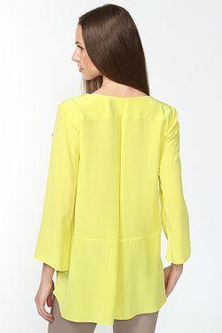 Блуза Schumacher                                                                                                              желтый цвет