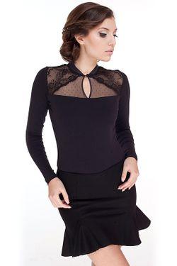 Блуза-Боди Arefeva                                                                                                              черный цвет