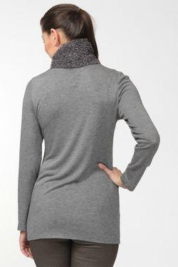 Джемпер Valeria Lux                                                                                                              серый цвет