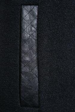 Пальто Selected                                                                                                              черный цвет