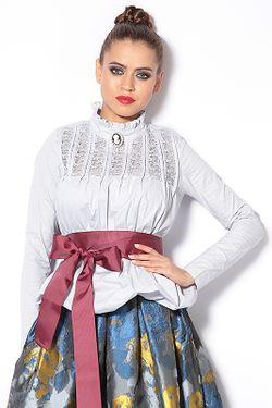 Блуза Tutto Bene                                                                                                              серый цвет