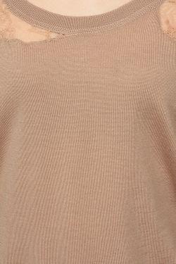 Топ Вязаный Valentino                                                                                                              многоцветный цвет