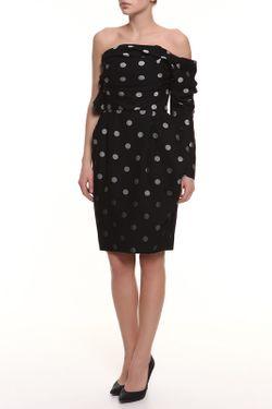 Платье Lanvin                                                                                                              черный цвет