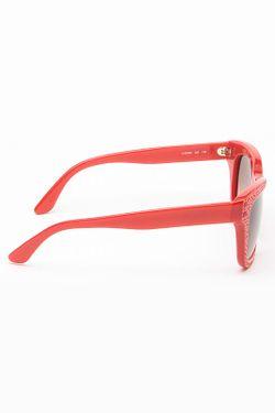 Очки Солнцезащитные Valentino                                                                                                              красный цвет