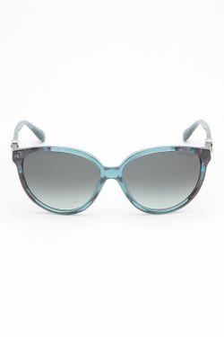 Очки Солнцезащитные Trussardi                                                                                                              голубой цвет