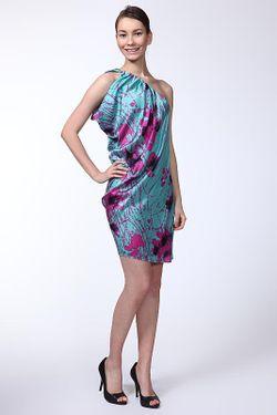 Платье Elie Tahari                                                                                                              многоцветный цвет