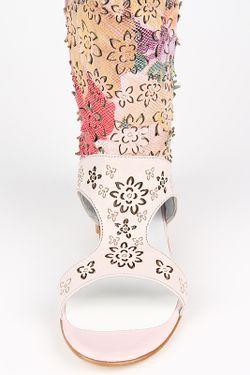 Сапоги Летние Grand Style                                                                                                              розовый цвет