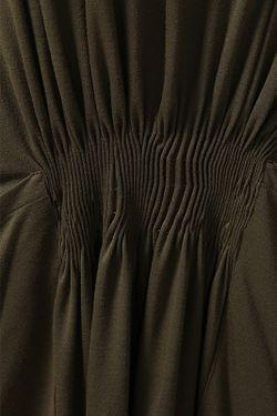 Платье Джерси Stella Mccartney                                                                                                              зелёный цвет