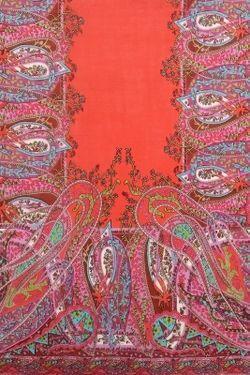 Палантин Sabellino                                                                                                              красный цвет