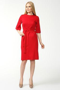 Платье Карман Alina Assi                                                                                                              красный цвет