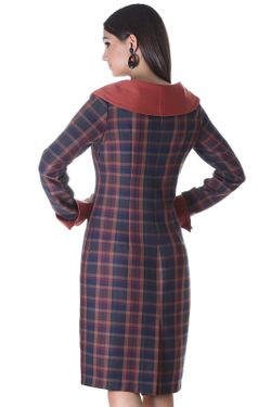 Платье Olivegrey                                                                                                              коричневый цвет