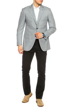 Пиджак Pal Zileri                                                                                                              серый цвет