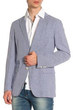Пиджак Pal Zileri                                                                                                              голубой цвет