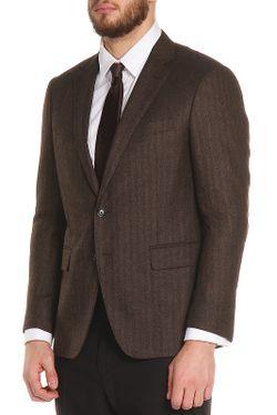 Пиджак Pal Zileri                                                                                                              коричневый цвет