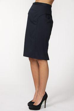 Юбка Givenchy                                                                                                              синий цвет