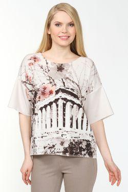 Блуза Pois                                                                                                              None цвет