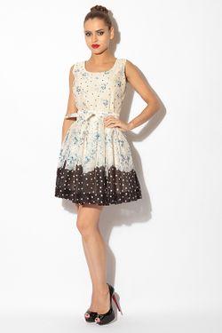 Платье Tutto Bene                                                                                                              многоцветный цвет