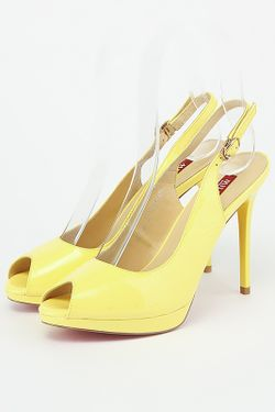 Босоножки Milana                                                                                                              желтый цвет