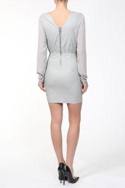 Платье Silvian Heach                                                                                                              серый цвет