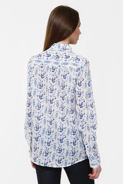 Рубашка Silvian Heach                                                                                                              None цвет
