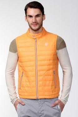 Жилет Gaudi                                                                                                              оранжевый цвет