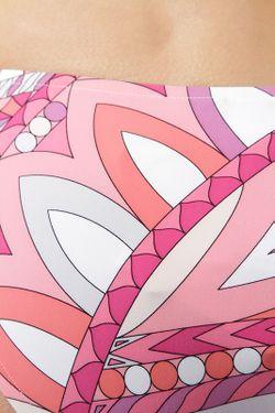 Купальник Emilio Pucci                                                                                                              розовый цвет