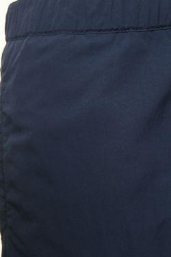 Плавки-Шорты Saint Laurent                                                                                                              синий цвет