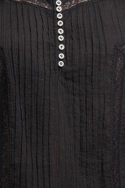 Платье Replay                                                                                                              черный цвет