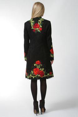 Пальто Yuko-Selena                                                                                                              чёрный цвет