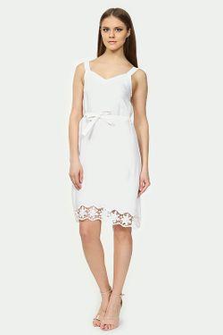 Платье Blugirl Folies                                                                                                              белый цвет