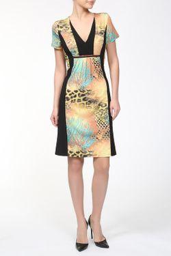 Платье M.X.O                                                                                                              многоцветный цвет