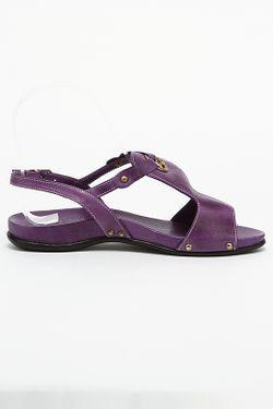 Босоножки Sudex                                                                                                              фиолетовый цвет