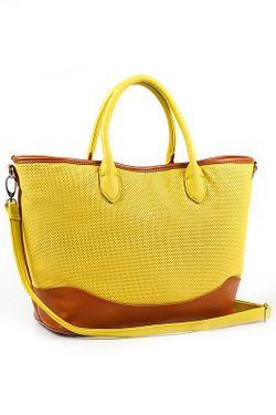 Сумка Sabellino                                                                                                              желтый цвет