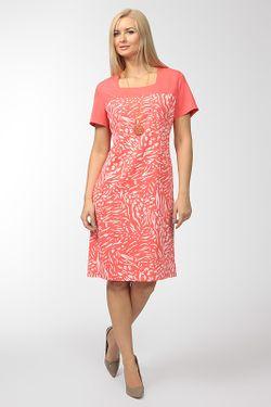 Платье С Кулоном Biratti                                                                                                              красный цвет
