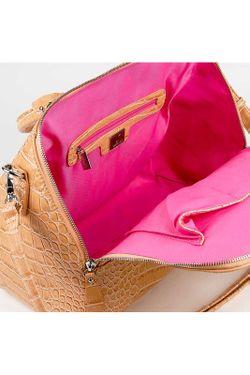 Сумка Sabellino                                                                                                              розовый цвет