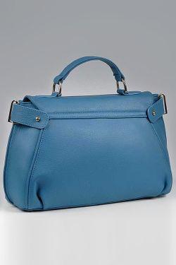 Сумка Piero                                                                                                              голубой цвет