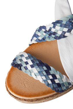 Туфли Летние Открытые Svetski                                                                                                              None цвет