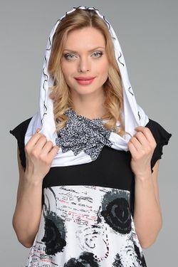 Капор Lak Miss                                                                                                              белый цвет