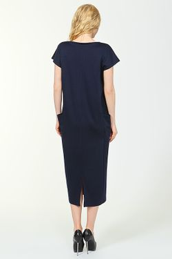 Платье Карман Alina Assi                                                                                                              синий цвет