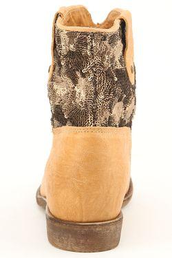 Полусапоги Gaudi                                                                                                              коричневый цвет