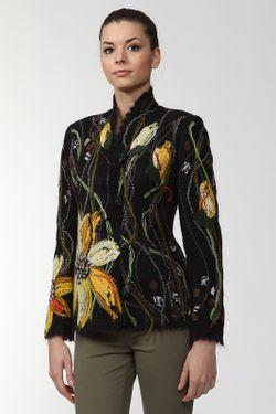 Жакет Yuko-Selena                                                                                                              черный цвет
