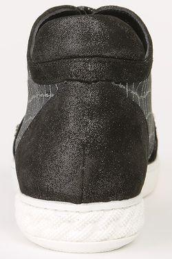 Кеды Tucino                                                                                                              чёрный цвет