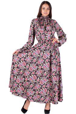 Платье Mannon                                                                                                              коричневый цвет