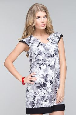 Платье Gloss                                                                                                              серый цвет