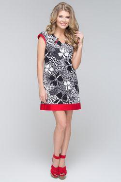 Платье Gloss                                                                                                              красный цвет