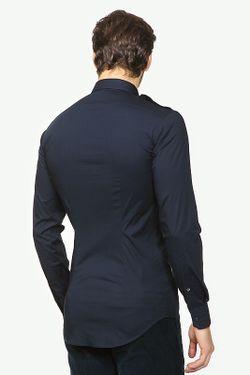 Рубашка Ralph Lauren                                                                                                              синий цвет