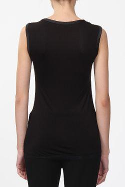 Топ Valentino                                                                                                              черный цвет